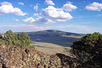 Capulin view