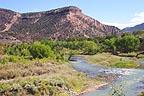 Rio Grande gorge between Taos & Santa Fe