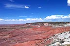 Great view of the Painted Desert