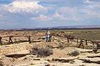 Nice view at Anasazi site